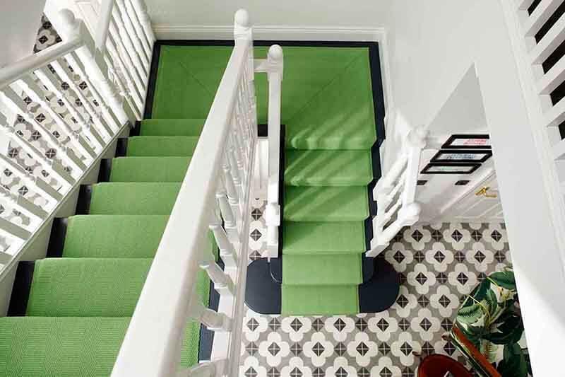 carpet new hadley lime
